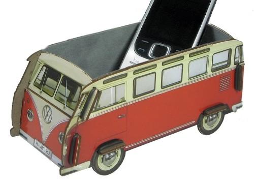 rommelboxje vw bus t1 mini rood werkhaus bureaubewust. Black Bedroom Furniture Sets. Home Design Ideas