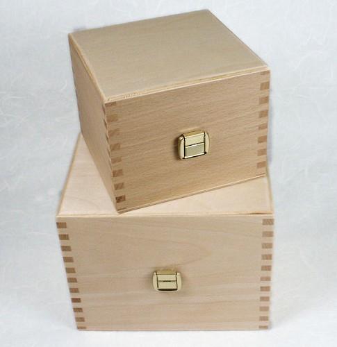 Kaartenkistje voor a6 of cd 39 s houten bureau accessoires bureaubewu - Houten bureau voor kinderen ...